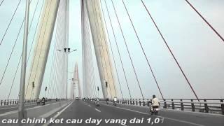 Cầu Cần Thơ - Can Tho Bridge - HD