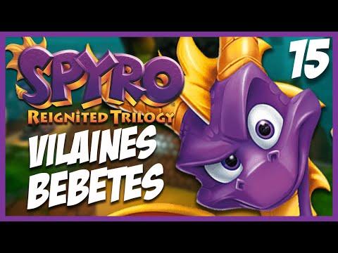Spyro 3 Let's Play #15 Bourdons Et Araignées (Reignited Trilogy PS4)