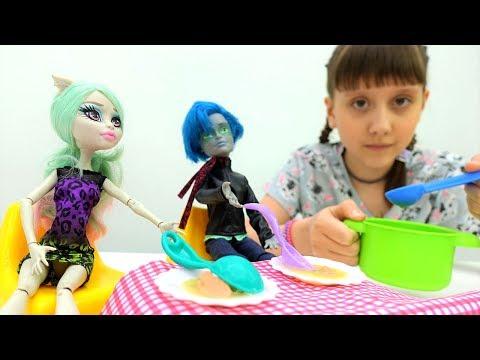 Катрин де Мяу из Монстер Хай: фото и обзор куклы из