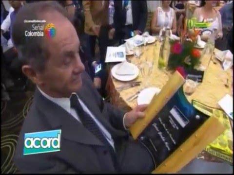 ACORD COLOMBIA  DEPORTISTA  DEL AÑO 2015
