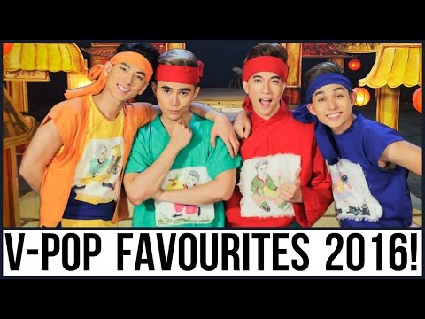 My Favourite V-POP Songs of 2016!