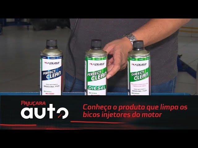 Conheça o produto que limpa os bicos injetores e melhora o desempenho do motor