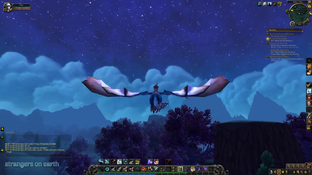 Download World of WarCraft - a couple of days later