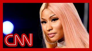 Nicki Minaj's 'swollen testicles' vaccine claim gets debunked by Dr. Gupta
