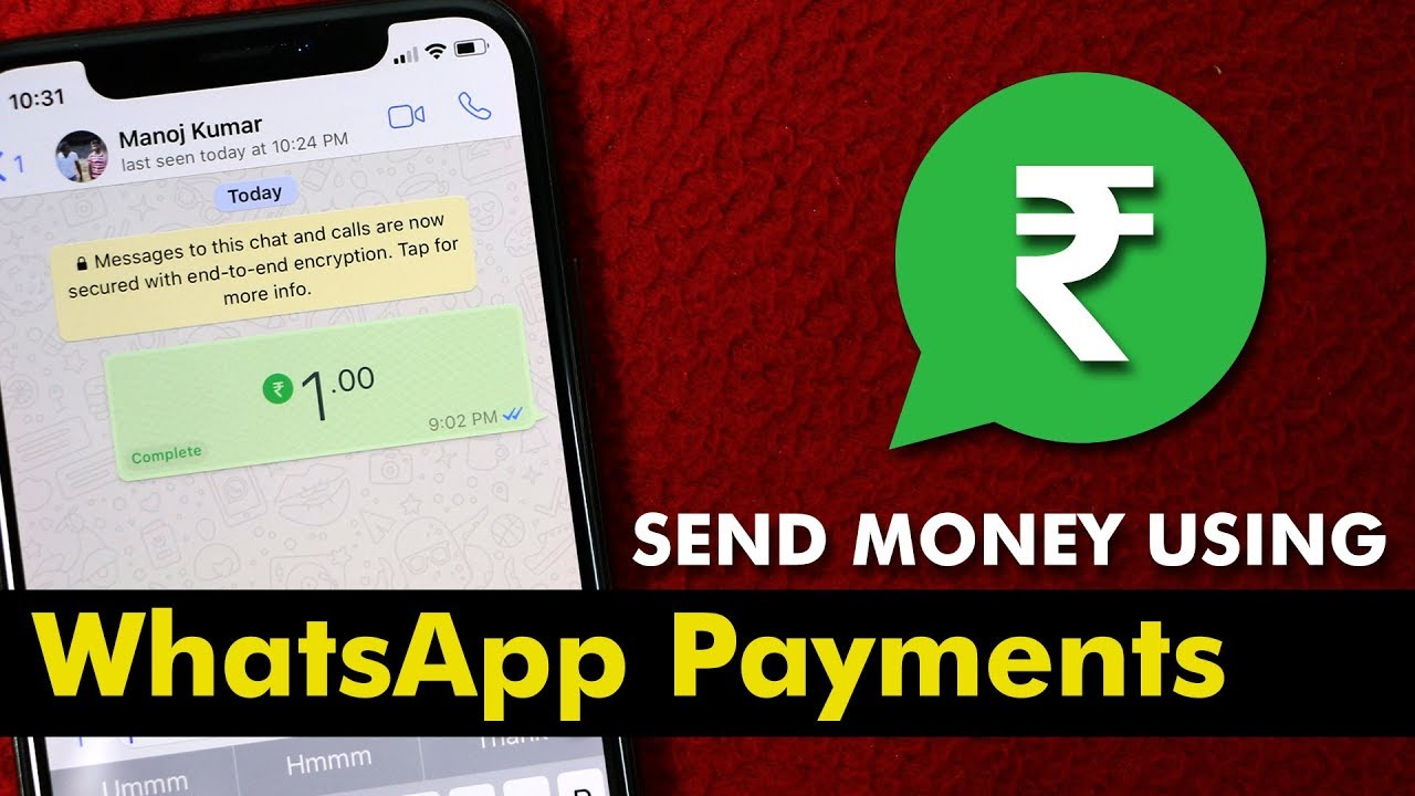 Whats Upi Payments Send Money Using