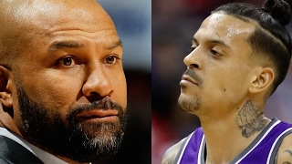 Derek Fisher ROBBED of His Jewelry AND Manhood by Matt Barnes