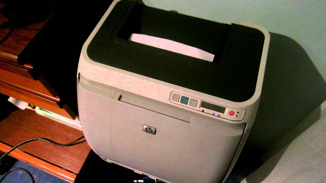 hp color laserjet 2600n problem - Hp Color Laserjet 2600n