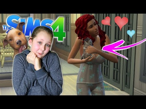 GOT A PUPPY!! OMG SO CUTE!! Sims 4 Let's Play - Ruby Rube