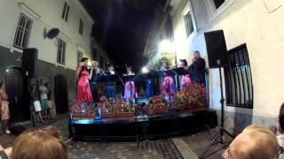 Sorarmonica - N. Paganini - FANFARE - Festival noči Ljubljana 2015