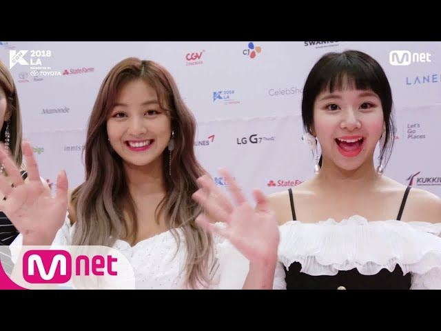 [KCON 2018 LA] HI-TOUCH with #TWICE