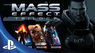 Mass Effect Trilogy Launch Trailer