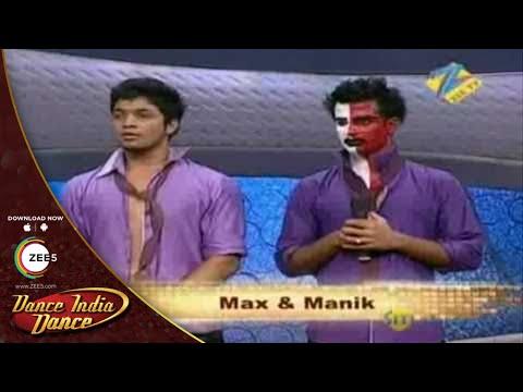 DID Doubles Feb. 25 '11 - Max & Manik
