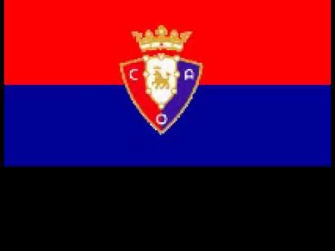 Centraldefutbol.org: Himno del C At  Osasuna