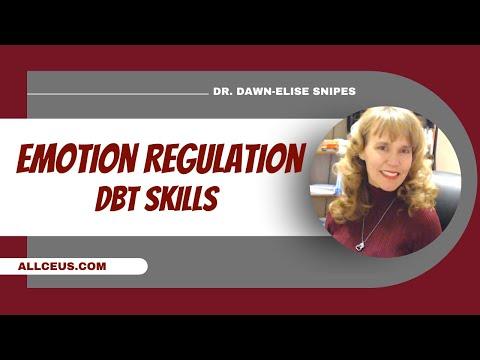 DBT Skills Emotion