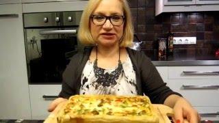 """""""Рыбный пирог а ля французский киш"""" Новогодняя кулинарная книга от блоггеров Youtube"""