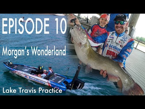 Wheeler Fishing Episode 10: Texas (Morgan's Wonderland + Lake Travis)