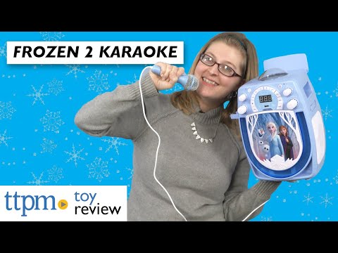 disney-frozen-2-bluetooth-cd+g-karaoke-with-party-lightshow-&-sing-along-boombox-from-ekids