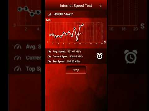 wifi speed test spectrum
