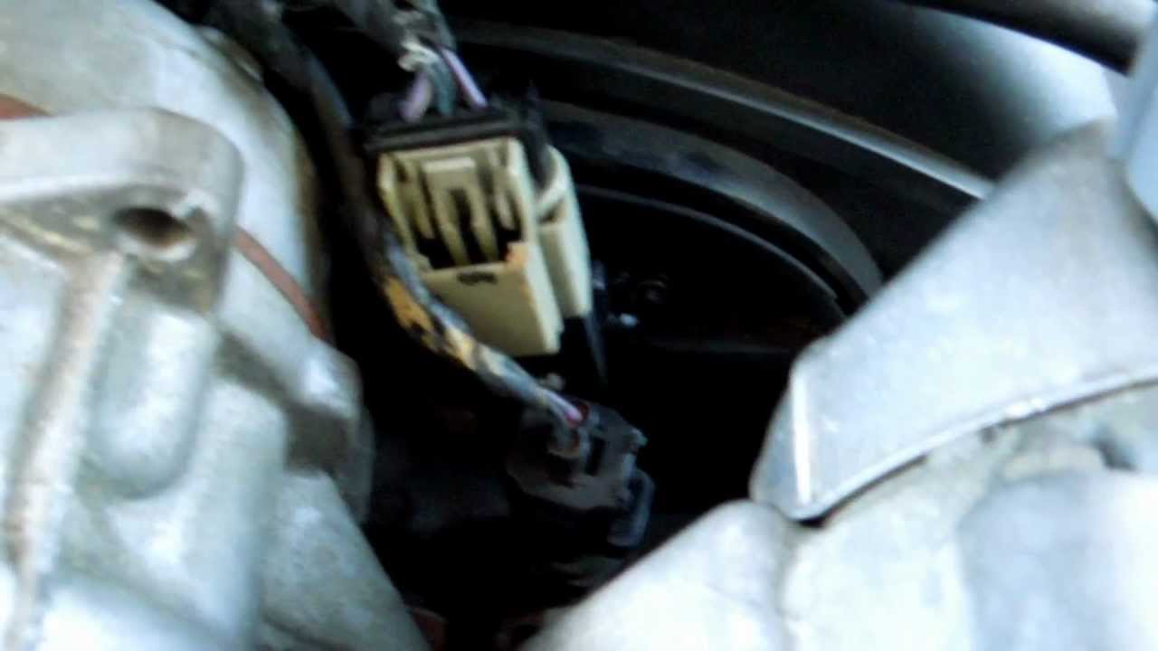 2003 Dodge Dakota 47l V8 Manifold Absolute Pressure Map Sensor Obd Connector Wiring Diagram Location Bonus Youtube