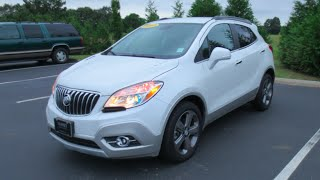 2014 Buick Encore Full Tour & Start-up at Massey Toyota