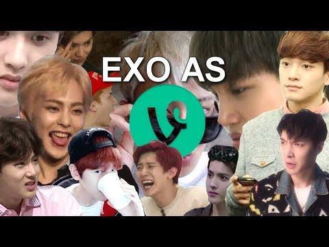 EXO As Vines