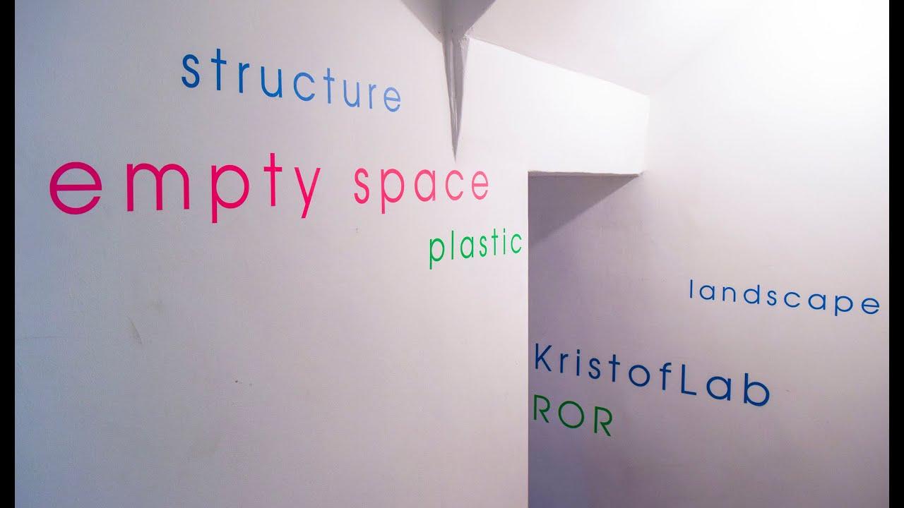 Tárlatvezetés KristofLab ERROR című kiállításán II. Rész.