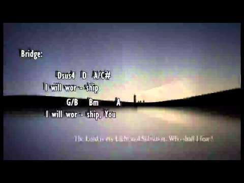 With All I Am Chords By Hillsong United Worship Chords