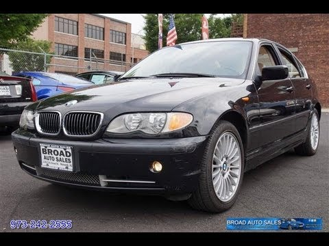 2003 BMW 3 Series 330Xi All Wheel Drive Sedan   YouTube