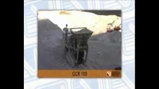 rev mobile jaw crusher gcr 100 frantoio mobile rev a mascelle per cava e demolizione