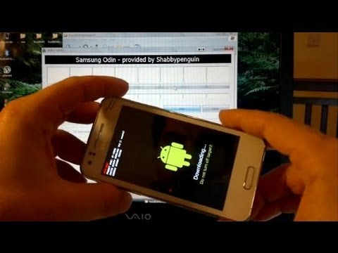 How to ROOT Samsung Galaxy BEAM - Best Detailed explanation HD