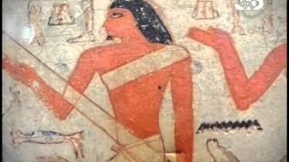Древнеегипетский портрет.