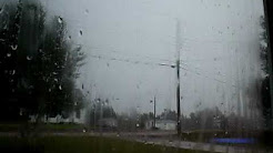 Thunderstorms in Petit-Paquetville New-Brunswick on July 9yh 2010