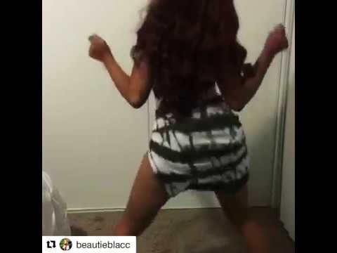 Beautie Blacc Pop It Shake It Challenge