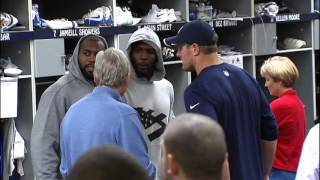 Dez Bryant FIRED UP ~ WARNING: Strong language.