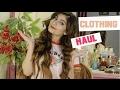 TRY-ON Trendy Clothing Haul: Zara & Aliexpress   Anushae Says