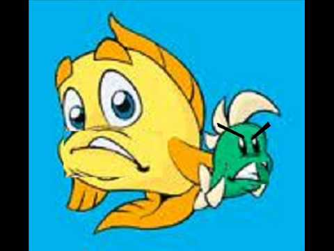Luther the fish finds out about the eddie eats luther for Fish and eddy