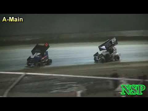 July 15, 2017 Clay Cup Nationals 600 Restricted Mini Sprints A-Main Deming Speedway