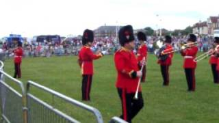 Band of the Royal Regiment of Fusiliers plays Post Horn Gallop