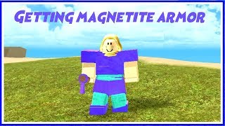 🔴 Playing Roblox Booga Booga | Reaching Level 100 and Getting Magnetite Armor