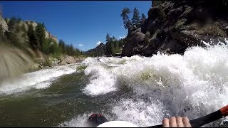 Browns Canyon High Water