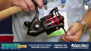 Penn Fierce III Spinning Reels at ICAST 2019