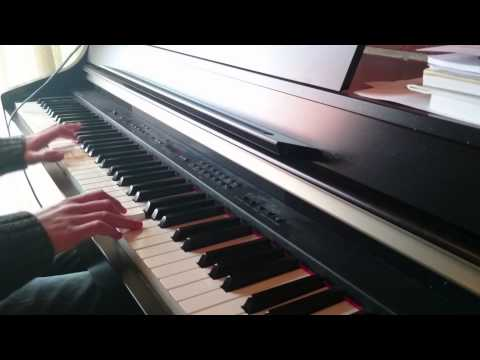 The Secret World of Arrietty - Arrietty's Song Piano Cover (+ Sheet Music) [60FPS]