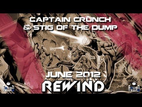 CAPTAIN CRUNCH & STIG OF THE DUMP - Rough Tempo LIVE! - June 2012