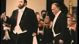 Pavarotti - 30th annivarsary Gala -LA FORZA DEL DESTINO-invano Alvaro PAVAROTTI CAPPUCCILLI