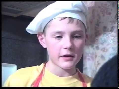 "Блюда из капусты. Передача ""Стряпчий"", ТК ""Тонус"" 1999 год"