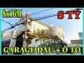 Bán nhà quận 12 Tp.HCM[TL26] Biệt thự mini phố thiết kế đẹp lối đi đậu 4 chiếc ô tô giá rẻ.