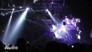 7th March 2013 - As Long As You Love Me - Believe Tour (HD)