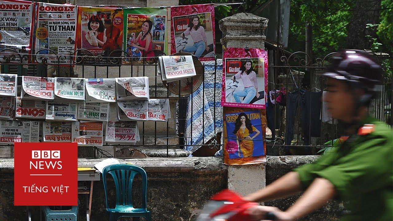 """Quan tâm chính trị bị chụp mũ """"phản động?"""" – BBC News Tiếng Việt"""
