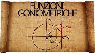 Seno, Coseno e Tangente : funzioni goniometriche ;)