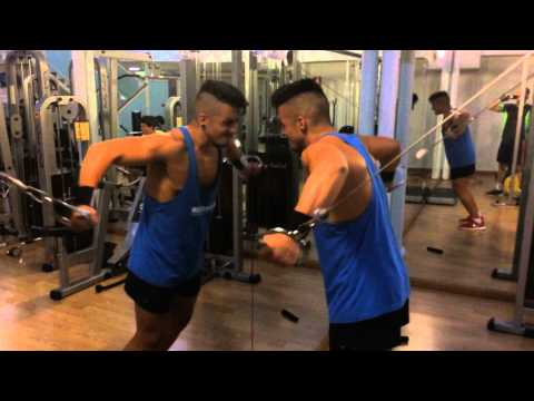 BRUTAL CHEST MOTIVATION TRAINING KEVIN MARTIN SPAZIO FITNESS & BODYBUILDING